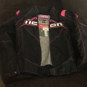 Icon motorcycle jacket.